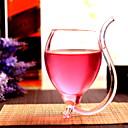 olcso Bortartók-1db Üveg üvegáru Bortartók Egyszerű Bor Tartozékok mert barware