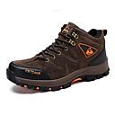 Χαμηλού Κόστους Αντρικές Μπότες-Ανδρικά Suede παπούτσια Σουέτ Φθινόπωρο / Φθινόπωρο & Χειμώνας Αθλητικό / Καθημερινό Μπότες Πεζοπορία / Περπάτημα Αναπνέει Μποτίνια Μαύρο / Καφέ / Πράσινο / Fashion Boots