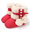 Χαμηλού Κόστους Παιδικές μπότες-Κοριτσίστικα Πρώτα Βήματα Βαμβάκι Μπότες Βρέφη (0-9m) / Νήπιο (9m-4ys) Κόκκινο / Ροζ / Χακί Χειμώνας / Καοτσούκ