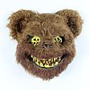 billiga Masker-Halloweenmaskar Gummi Tecknat Skräcktema Vuxna