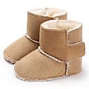 Χαμηλού Κόστους Παιδικές μπότες-Αγορίστικα / Κοριτσίστικα Πρώτα Βήματα Βαμβάκι Μπότες Βρέφη (0-9m) / Νήπιο (9m-4ys) Μπλε / Ροζ / Χακί Χειμώνας / Καοτσούκ