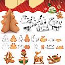 Χαμηλού Κόστους Εργαλεία cookie-Χριστουγεννιάτικο δέντρο μπισκότα μούχλα μπισκότο μέλισσα κόπτης κέικ διακόσμηση εργαλεία