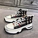 Χαμηλού Κόστους Ανδρικά Φορετά & Μοκασίνια-Ανδρικά Παπούτσια άνεσης Ντένιμ Καλοκαίρι Αθλητικά Παπούτσια Καμουφλάζ Μαύρο