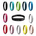 billige Øyenskygger-12 farger silikon erstatning armbånd armbåndsur armbånd for fitbit flex 2 smart armbåndsur armbånd for fitbit flex2