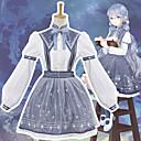 billiga Anime/Cosplay-peruker-Inspirerad av Mirakel Nikki Cosplay Animé Cosplay-kostymer Japanska cosplay Suits Kravatt / Blus / Kjol Till Dam