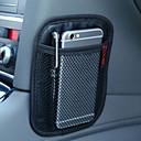 Χαμηλού Κόστους Ρυμούλκηση-αποθήκευση αυτοκινήτων μικροΐνες δέρμα μαύρο καθαρό τσέπη τσέπη διοργανωτής εσωτερικό αξεσουάρ για διοργανωτής αυτοκινήτων