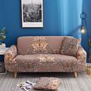 billige Såpekopper-sofadeksel aristokratisk eleganstrykt polyester slipcover
