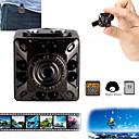 Χαμηλού Κόστους Κάμερα CCTV-μίνι 1080p πλήρης hd νυχτερινή όραση cmos dv κάμερα αυτοκίνητο DVR βίντεο εγγραφής 8 υπέρυθρο λάμπα επαγωγής 120 ° γωνία θέασης πλατεία μικρό μικρο κάμερα
