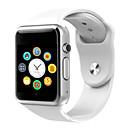 olcso Okosórák-Intelligens Watch Kéz nélküli hívások Audió Bluetooth 2.0 iOS Android Nincs SIM-kártya foglalat