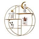 billige Veggklistremerker-Dekorative gjenstander, Metall Moderne Moderne til Hjemmedekorasjon Gaver 1pc