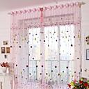 billige 3D gardiner-Ren Et panel Ren Stue   Curtains