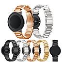 baratos Arrumação e Organização-Pulseira de relógio de aço inoxidável de metal para pulseira de relógio huawei / huawei b5 / huawei fit / huawei honor s1 pulseira pulseira acessórios substituíveis