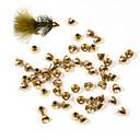 Χαμηλού Κόστους Αξεσουάρ Ψάρεμα-30 pcs materiale Zburat Strâns Ορείχαλκος Θαλάσσιο Ψάρεμα Ψάρεμα με Μύγα Ψάρεμα Γλυκού Νερού