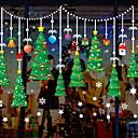 Χαμηλού Κόστους Christmas Stickers-Διακοσμητικά αυτοκόλλητα τοίχου - Διακοπών Αυτοκόλλητα Τοίχου Χριστούγεννα Εσωτερικό