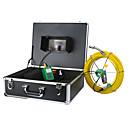 baratos Camisas Para Ciclismo-MOUNTAINONE F9200D 30M 7inch DVR sewer pipe inspection camera 1/3 Polegadas CMOS Câmera de endoscópio IP68