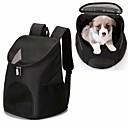 ราคาถูก อุปกรณ์เดินทางสุนัข-แมว สุนัข ให้บริการ & เป้เดินทาง สัตว์เลี้ยง ผู้ขนส่ง Portable ระบายอากาศ สีพื้น แดง ฟ้า แบล็ค