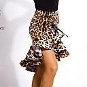 זול הלבשה לריקודים לטיניים-ריקוד לטיני חלקים תחתונים בגדי ריקוד נשים הדרכה מילק פייבר סלסולים חצאיות