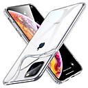 Χαμηλού Κόστους Θήκες iPhone-tok Για Apple iPhone 11 / iPhone 11 Pro / iPhone 11 Pro Max Ανθεκτική σε πτώσεις / Ανθεκτικό στο Νερό / Διαφανής Πίσω Κάλυμμα Διάφανη TPU
