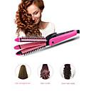 Χαμηλού Κόστους Περιποίηση Μαλλιών-3in1 ίσιωμα μαλλιών κουρτίνες σιδερώματος εργαλεία στιλβωτικής πλακέτας