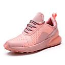 זול נעלי ספורט לנשים-בגדי ריקוד נשים נעלי אתלטיקה מטפסים בוהן עגולה Tissage וולנט ספורטיבי / מתוק ריצה קיץ & אביב ורוד