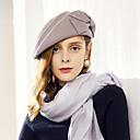 povoljno Party pokrivala za glavu-100% vuna kape s Mašnica 1pc Kauzalni / Dnevni Nosite Glava