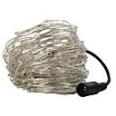 זול אביזרי תאורה-30m חוטי תאורה 300 נוריות לבן חם / צבעוני Party / דקורטיבי / חתונה 100-240 V 1pc