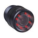 ราคาถูก กล้องมองหลังรถยนต์-Ziqiao รถช่วยเหลือที่จอดรถอัตโนมัติกล้อง ir อินฟราเรด night vision 28 มิลลิเมตรหลุมเลื่อยกันน้ำสำหรับมุมมองด้านหลังจอภาพสเตอริโอ