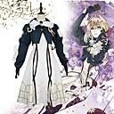 povoljno Anime kostimi-Inspirirana Violet Evergarden Cosplay Anime Cosplay nošnje Japanski Cosplay Suits Kaput / Suknja / Struk Pribor Za Žene / Čarape / Tregeri
