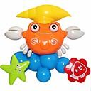 baratos Conjunto de acessórios de casa de banho-Brinquedo de Banho Carro Escala Paredes Tema Clássico Golfinho Criativo Simples Animais Interação pai-filho Nyanta NagaiKei PP+ABS Crianças Bebê Todos Brinquedos Dom