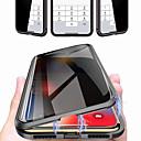 Χαμηλού Κόστους Θήκες iPhone-θήκη για Apple iphone 11 pro 11 pro max 11 αντικραδασμική αντανάκλαση μαγνητικές πλήρεις θήκες από γυαλί x / xs xr xs max 7 plus / 8 plus 8/7