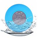 billige Høyttalere-vanntett trådløs minihøyttaler bts-06 subwoofer bluetooth høyttalerstereodusj med sucker musikk lydmottakertelefon