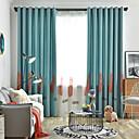 povoljno Prozorske zavjese-dva ploča europski minimalistički stil konoplje pamučno ostavlja vezene zavjese dnevni boravak spavaća soba blagovaonica dječje sobe zavjese