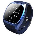 billige Smartklokker-m26 menn kvinner smartwatch android bluetooth smart lang standby kalorier forbrent pulsmåler vanntett vekkerklokke stillesittende påminnelse søvn tracker samtale påminnelse pedometer smart klokke