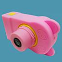 baratos Kits & Paletas para os Olhos-D600 vlogging Crianças / Adolescente / 1080p / Ultra Leve (UL) 32 GB 1080P 4X 3264 x 2448 Pixel Praia / Exterior / Piquenique 2 polegada Disparo Contínuo