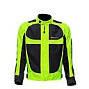 povoljno Biciklističke majice i kompleti-Muškarci Biciklistička jakna Bicikl Zimska jakna Odjeća za motocikle Majice Ugrijati Vjetronepropusnost Quick dry Sportski Zima Crna / Green Brdski biciklizam biciklom na cesti Odjeća Odjeća za