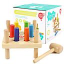 billiga BBaby- och småbarnsleksak-Hammering / Pounding Toy Baby- och småbarnsleksak Utbildningsleksak Utbilding Klassisk Häftig Pojkar Present
