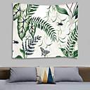 Χαμηλού Κόστους Wall Ταπετσαρίες-Θέμα Κήπος / Άνθινο Θέμα Wall Διακόσμηση 100% Πολυέστερ Κλασσικό / Μοντέρνα Wall Art, Ταπετσαρίες τοίχου Διακόσμηση