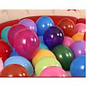 ราคาถูก ลูกโป่ง-Balloons ปาร์ตี้ Inflatable Pearlised Latex ทุกเพศ Toy ของขวัญ 100 pcs