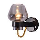 billige Vegglamper-Søtt Moderne Moderne Vegglamper Soverom / Leserom / Kontor Metall Vegglampe 110-120V / 220-240V 40 W