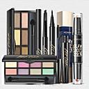 baratos Kits & Paletas para os Olhos-Acessórios para Maquiagem Secos Natural Normal Casual Roupa Diária Férias