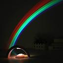 זול קישוט אורות-brelong led קשת לילה אור אור צבעוני מסיבת חברים אווירת מתנת יום הולדת כוח סוללה