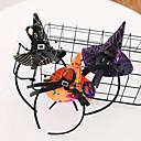 billige Øyenskygger-3 stk jul heksehode spenne halloween fest tilbehør liten hatt hodeplagg heksebånd ytelse underholdning