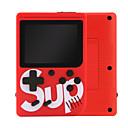 povoljno Oprema za Smartphone igre-400 in 1 mini retro igraća konzola ima ugrađen 5 velikih simulatora za gba arcade fc igre za prijenosne ručne ručne igraće konzole