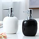 Χαμηλού Κόστους Στεγνωτήριο νυχιών και λαμπτήρας-360ml κεραμικό αφρόλουτρο σαπούνι λοσιόν διανομέα σαπούνι πίεση σαμπουάν χειροκίνητο σαπούνι μπουκάλι πλαστικό κεφαλή πίεσης