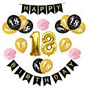 Χαμηλού Κόστους Διακοσμητικά Γάμου-Μπαλόνι Γαλάκτωμα 1set Γενέθλια