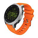 baratos Cosplay Para o Dia a Dia-kimlink® Ex18 smartwatch bluetooth 4.0 atividade rastreador controle da câmera chama lembrete para android& ios
