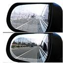 Χαμηλού Κόστους Αυτοκίνητο Διακόσμηση και Προστασία Σώματος-2pcs αυτοκίνητο πίσω καθρέφτη ταινία βροχής πλευρά παράθυρο φιλμ καθρέφτη πλήρη οθόνη αντι-ομίχλης νανο αδιάβροχο φιλμ