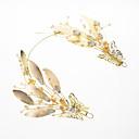 povoljno Party pokrivala za glavu-Legura s Biserni detalji / Crystal / Rhinestone / Cvijet 1 komad Vjenčanje Glava