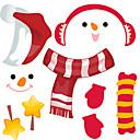 olcso Christmas Stickers-Hűtőmágnesek - Repülőgép matricák / Nyaralás falimatrica Karácsony Hálószoba / Étkező