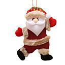 Χαμηλού Κόστους Office Basics-Χριστούγεννα κρεμάστε διακόσμηση Χριστούγεννα χιονάνθρωπος δέντρο κρέμονται στολίδια δώρο santa claus elk ταράνδων κρέμεται διακοσμήσεις